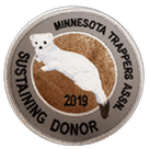2019 Sustaining Donor Patch